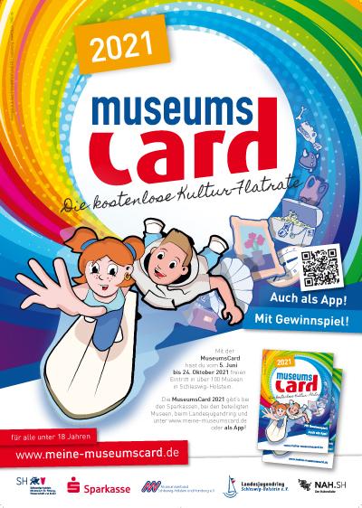 P?lakat MuseumsCard 2021
